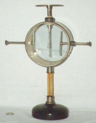 Elettroscopio Condensatore
